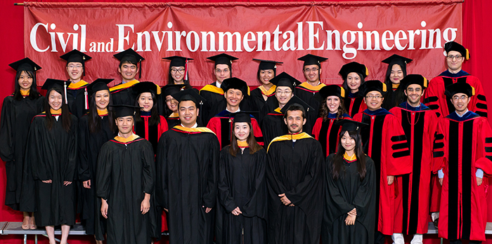 Cornell Graduation 2020.Cee Graduation Ceremony Civil And Environmental Engineering