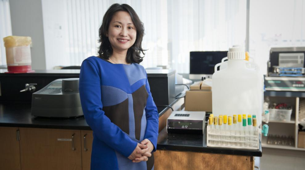 Professor April Gu